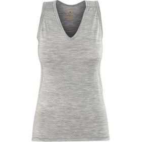 Devold W's Breeze Singlet Grey Melange
